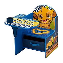 Disney The Lion King Chair Desk With Storage Bin