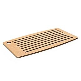 Epicurean® 18-Inch x 10-Inch Bread Board in Natural/Slate