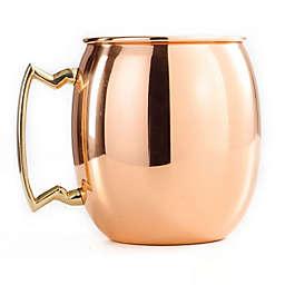 Old Dutch International  24 oz. Moscow Mule Mug in Solid Copper