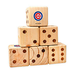 MLB Chicago Cubs Yard Dice Game