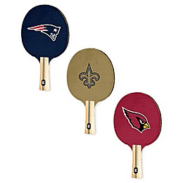 NFL Table Tennis Paddle Collection
