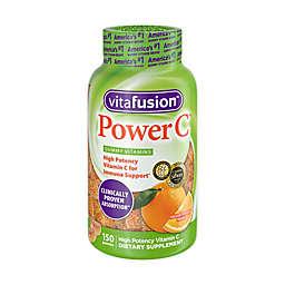 Vitafusion™ Power C™ 150-Count Immune Support Gummy Adult Vitamin in Orange Flavor