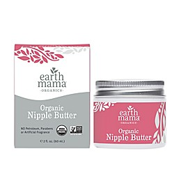 Earth Mama 2 oz. Organic Natural Nipple Butter