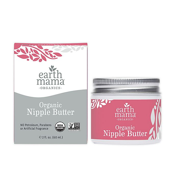 Alternate image 1 for Earth Mama 2 oz. Organic Natural Nipple Butter