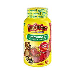 L'il Critters 190-Count Immune C™ Plus Zinc & Echinacea Gummies