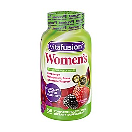 Vitafusion™ 150-Count Women's Multivitamin Gummy in Berry