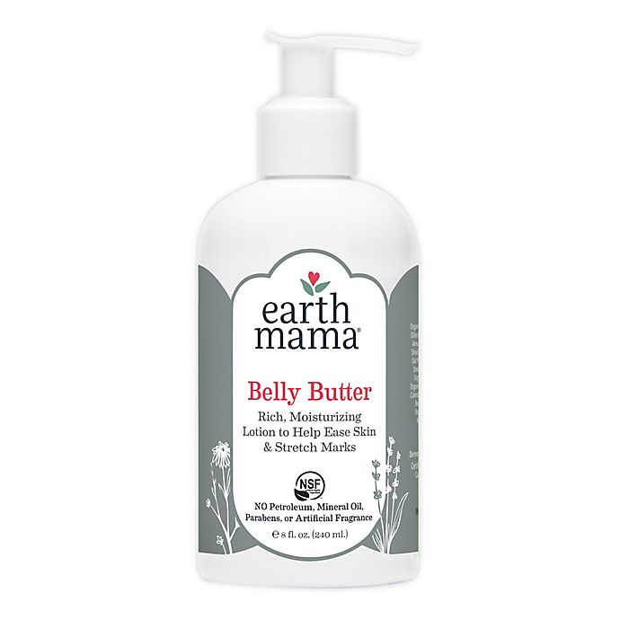 Alternate image 1 for Earth Mama 8 oz. Belly Butter