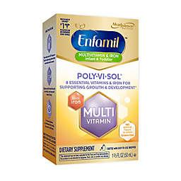 Enfamil™ Poly-vi-sol® 50 ml Multivitamin Drops with Iron