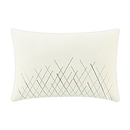 Waterford® Andria Embroidered Throw Pillow