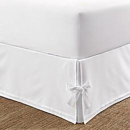 Laura Ashley® Corner Ties Tailored Bed Skirt