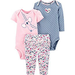 carter's® 3-Piece Koala Layette Set in Blue