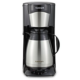 Cuisinart® 12-Cup Stainless Steel Programmable Thermal Coffee Maker
