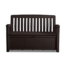 Keter® 60-Gallon Patio Storage Bench