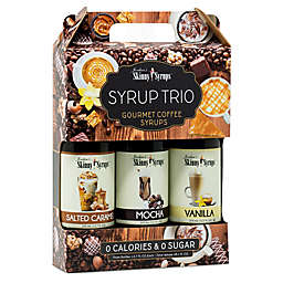 Jordan's Skinny Syrups™ 3-Pack 375 mL Classic Trio Assorted Syrups