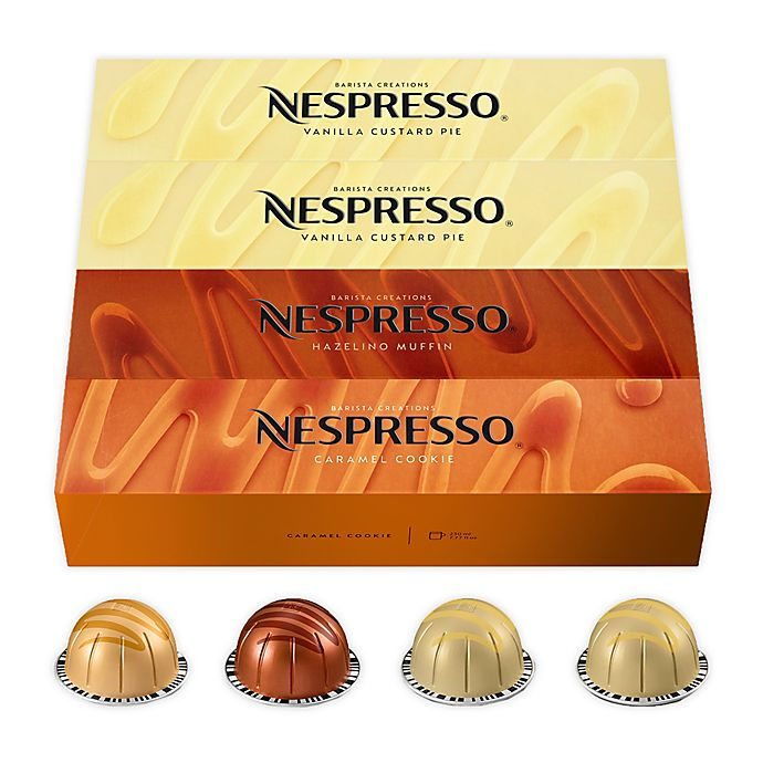 Alternate image 1 for Nespresso® VertuoLine Barista Creations Variety Pack Capsules 40-Count