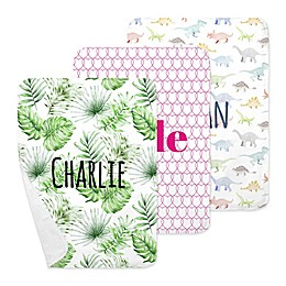 Carousel Designs® Receiving Blanket Collection