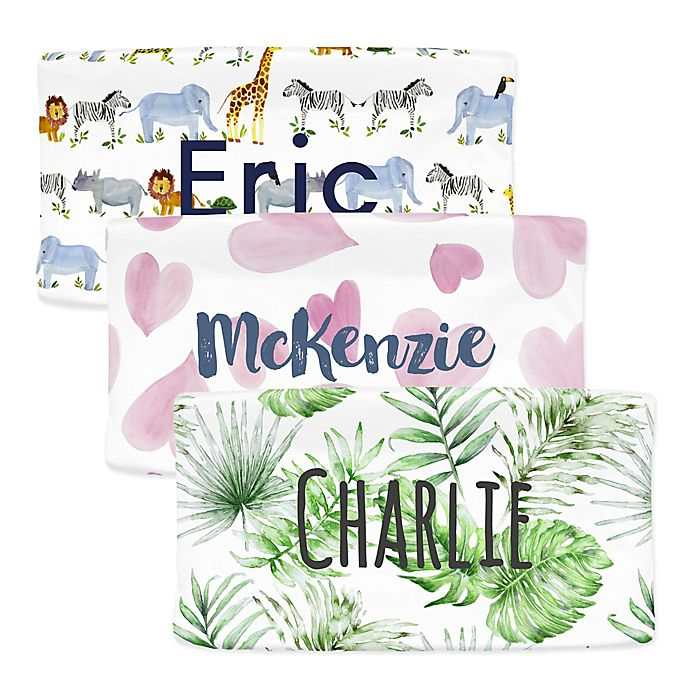 Alternate image 1 for Carousel Designs® Nursery Changing Pad Cover Collection