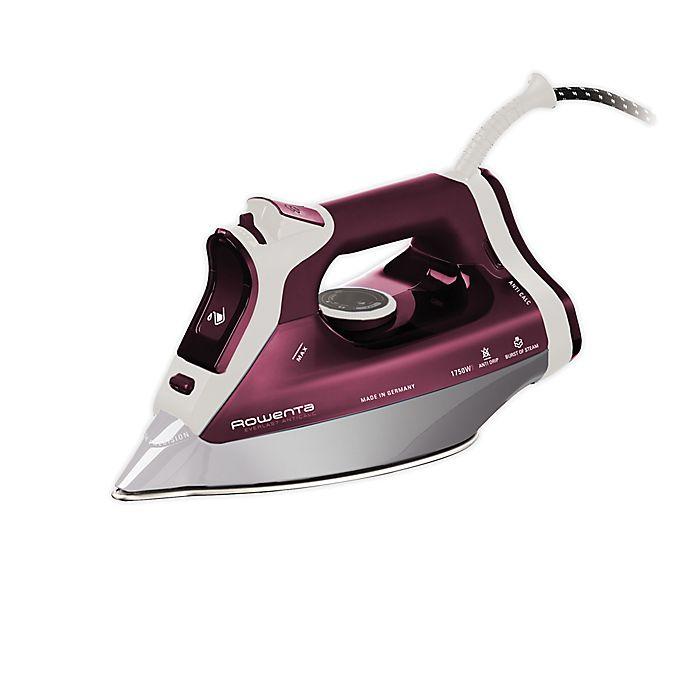 Alternate image 1 for Rowenta® Steam Expert Iron in Magenta
