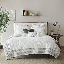 INK+IVY Mill Valley 3-Piece Reversible Duvet Cover Set