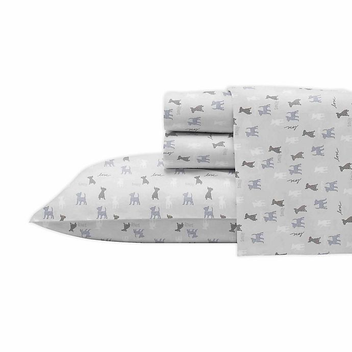 Alternate image 1 for Augie And Friends Twin XL Sheet Set