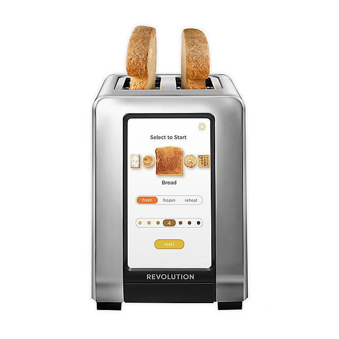 Alternate image 1 for Revolution Cooking R180 High Speed Smart Toaster in Chrome