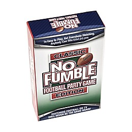 No Fumble Football Party Game - Classic Edition
