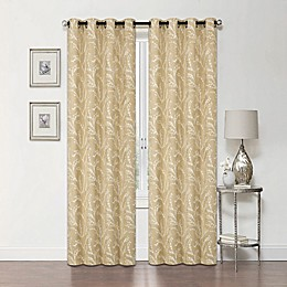 Arbor 84-Inch Grommet Blackout Window Curtain Panel
