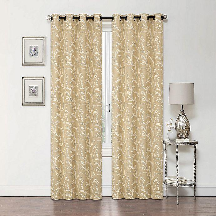 Alternate image 1 for Arbor 84-Inch Grommet Blackout Window Curtain Panel