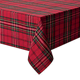 Bee & Willow™ Home Festive Plaid 60-Inch x 84-Inch Rectangle Tablecloth