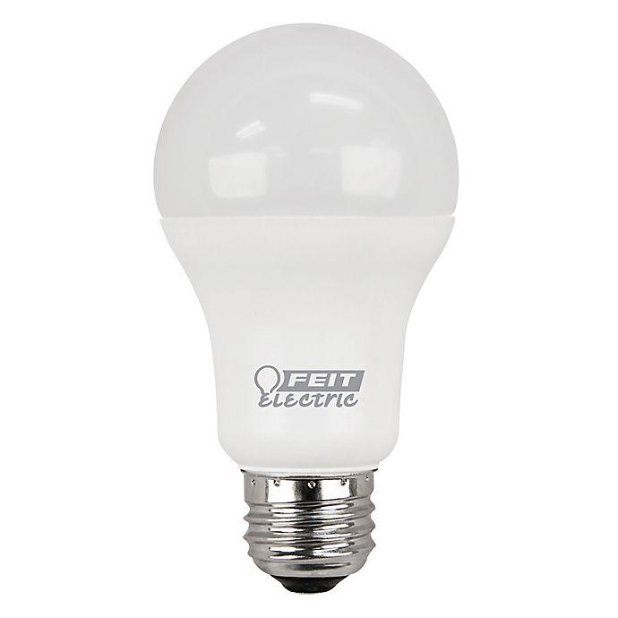 Alternate image 1 for FEIT ELECTRIC 2-Pack 100-Watt Equivalent A19 LED Light Bulbs