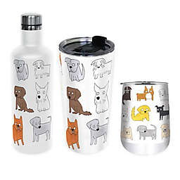 Indigo Falls® Dogs Moodi Drinkware Collection