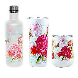 Indigo Falls® Boho Chic Insulated Drinkware Collection