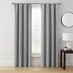 Brookstone® Troy Rod Pocket Room Darkening Window Curtain Panel