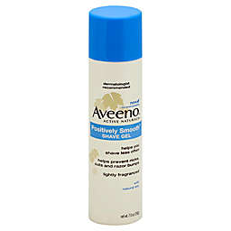 Aveeno® 7 oz. Positively Smooth Shave Gel