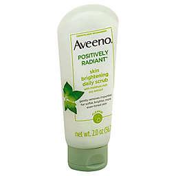 Aveeno® Positively Radiant® 2 oz. Skin Brightening Daily Facial Scrub