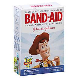 Johnson & Johnson Band-Aid® Disney® Toy Story 20-Count Adhesive Bandages