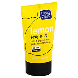 Clean & Clear® 1 oz. Zesty Scrub in Lemon