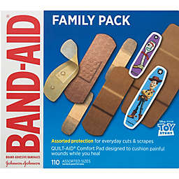 Johnson & Johnson® Band-Aid® 110-Count Toy Story Family Pack Adhesive Bandages