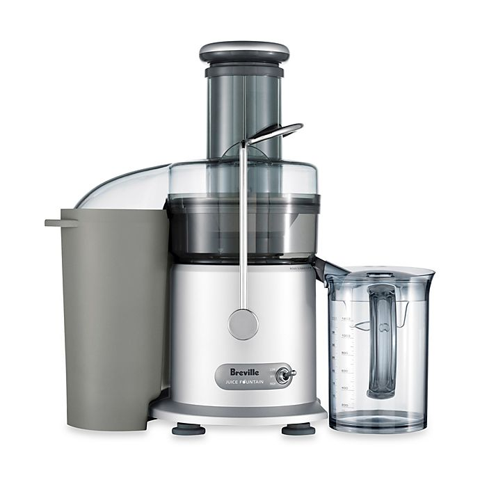 Alternate image 1 for Breville® Juice Fountain™ Plus