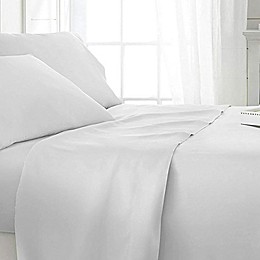 Rayon/Viscose Made From Bamboo 300-Thread-Count Sheet Set