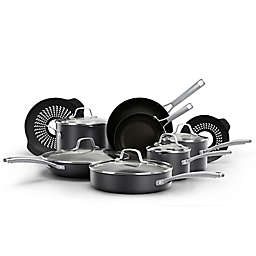 Calphalon® Classic Nonstick 14-Piece Cookware Set with No-Boil-Over Inserts