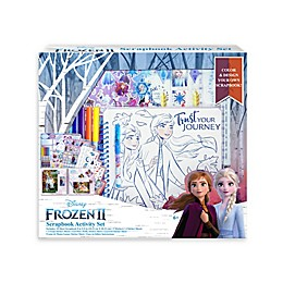 Disney® Frozen II Scrapbook Activity Set
