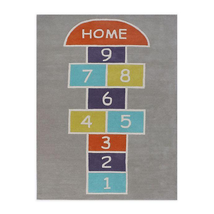 Alternate image 1 for Marmalade™ Hopscotch 5' x 7' Hand Tufted Multicolor Area Rug