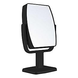 Zadro® GEO 5X/1X Dual-Sided Acrylic Vanity Mirror