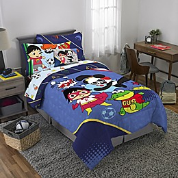 Ryan's World 3-Piece Twin/Full Comforter Set