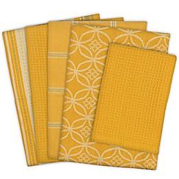 Harvest Kitchen Towels (Set of 5)
