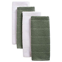 DII Design Imports Basic Chef Terry Kitchen Towels (Set of 4)