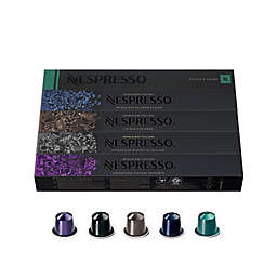 Nespresso® OriginalLine Assorted Dark Roast Variety Pack Espresso Capsules 50-Count