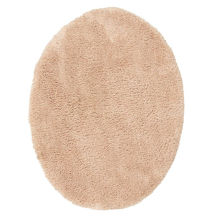 Alternate image 1 for Wamsutta® Aire Universal Toilet Lid Cover in Beige Rose