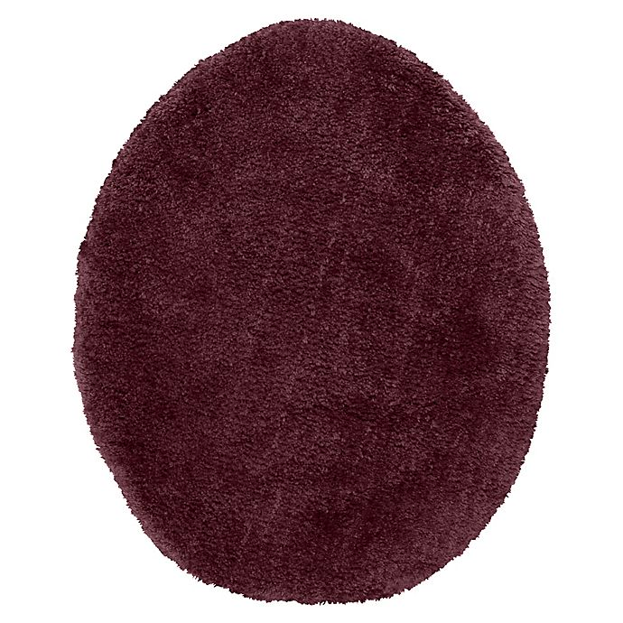 Alternate image 1 for Wamsutta® Aire Universal Toilet Lid Cover in Wine